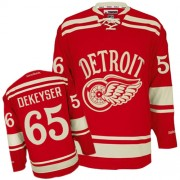 Reebok Detroit Red Wings 17 Men's David Legwand Red Premier 2014 Winter Classic NHL Jersey