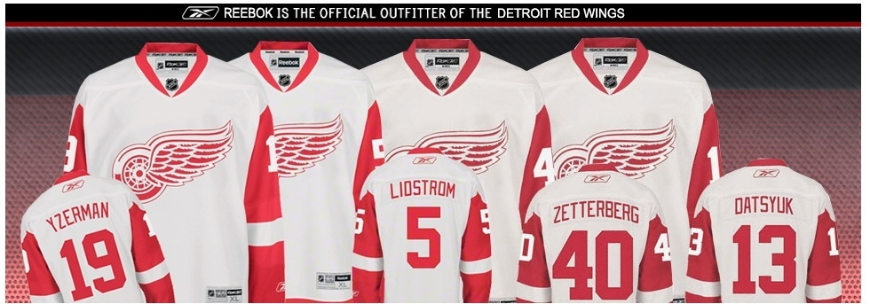 Red Wings Shop